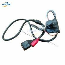 HQCAM 2.0MegaPixels  logic board size is 38x38mm mini wifi IP camera 1080P 3.6mm Lens H.264 Onvif security wifi camera CCTV