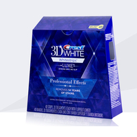 Genuine1Box 40Strips 20 Pouches Crest 3D White LUXE Professional Effects Dental Brand Whitestrips Oral Hygiene