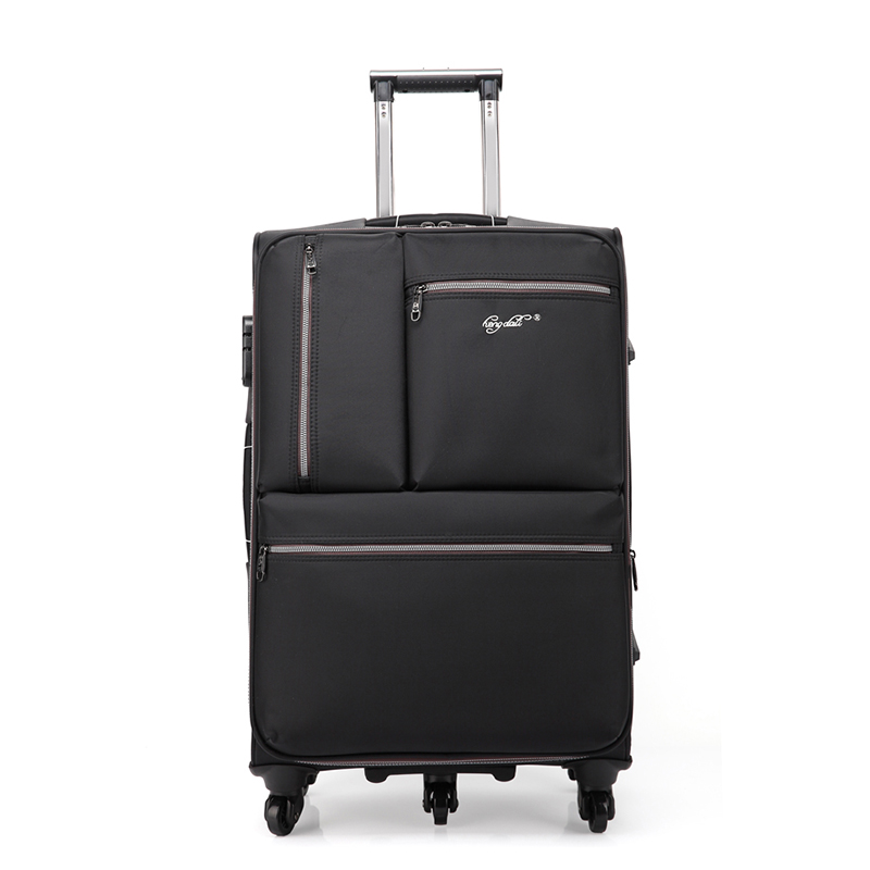 Trip easy Men Commercial Travel font b Luggage b font Trolley font b luggage b font