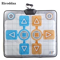 High Quality Anti Slip Dance Revolution Pad Mat For Nintendo WII Hottest Party Game