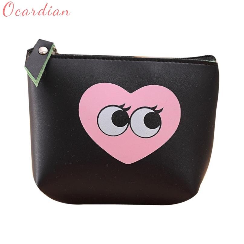 Women Girls Cute Fashion Coin Purse Wallet Bag Change Pouch Key Holder Drop Shipping Wholesale
