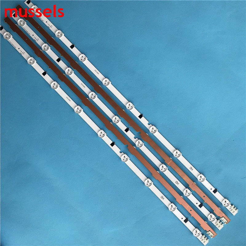 """Image 5 - LEDBacklight strip 9Lamp For Samsung 32"""" TV D2GE 320C0 R3 BN96 25300A UA32F4088AR 2013SVS32H BN96 25299A HF320CSA B1 UA32F5500AR-in Industrial Computer & Accessories from Computer & Office"""