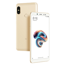 Original Xiaomi Redmi Note 5 4GB 64GB 5.99″ Full Screen Smartphone Global ROM Snapdragon 636 Octa Core AI Dual Cameras 4000mAh