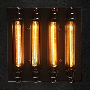 Loft w stylu Retro przemysłowe lampy sufitowe Edison jadalnia oświetlenie salonu LED Vintage oprawa sufitowa Plafonnier