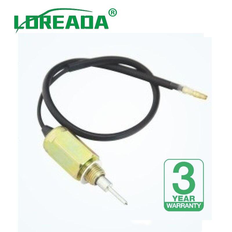 LOREADA Car carburetor Repair Kits Idle Speed Electrovalve For NISSAN DATSUN 1800 Solenoid Throttle Vavle 16196-H5002 16196H5002 secadora nova 6130