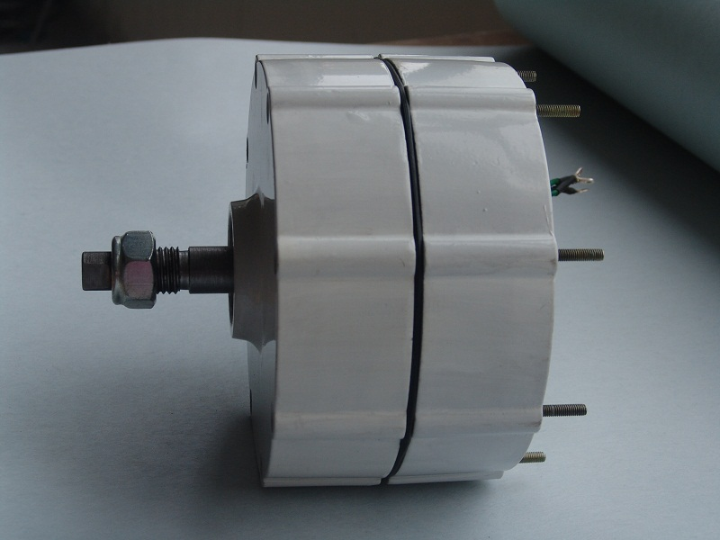 permanent magnet alternator