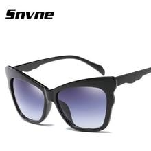 Snvne gafas de Sol clásicas de Las Mujeres del ojo de gato gafas de sol para hombres mujeres Marca de diseño gafas de sol oculos feminino hombre KK562