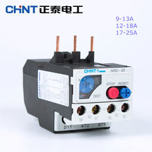 Реле термической перегрузки chint защита от тока nr2 25/z 9