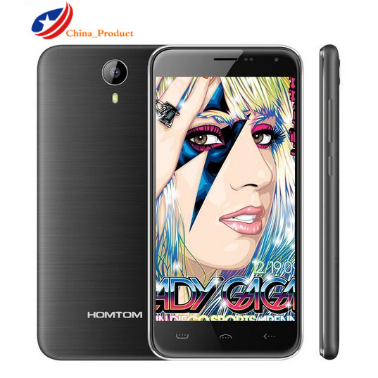24 Hours Shipping HOMTOM HT3 Android 5 1 Mobile Cell Phone 5 1280x720P MTK6580 Quad