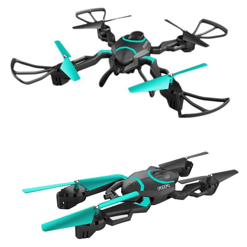 Hot 2.4g 4ch altitud hold hd cámara wifi fpv rc quadcopter drone selfie plegable