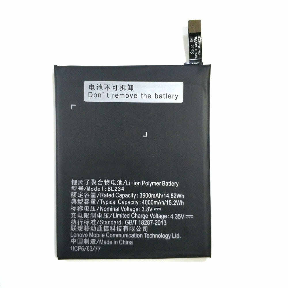 جديد 4000mAh جديد عالية الجودة BL234 ليثيوم أيون بطارية لأجهزة لينوفو P70 P70t P70-T الذكي + المسار كود