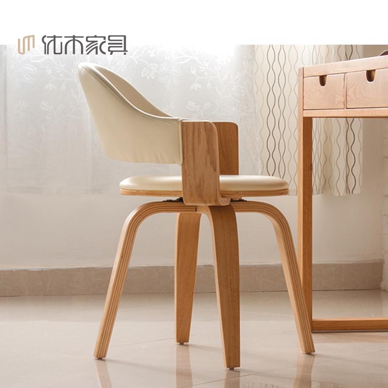 Best silla oficina madera photos casas ideas dise os for Sillas para escritorio de madera