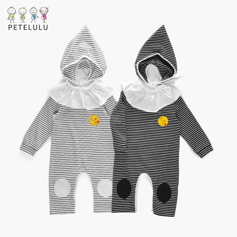 Baby Rompers Spring Cotton Baby Clothes Costumes Infant Clothing Boy Girl Romper Lucky Child Coveralls Baby Ropa Bebes Jumpsuit