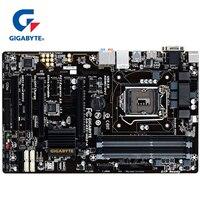 For Intel B85 DDR3 100% Original Gigabyte GA B85 HD3 A LGA 1150 Motherboard 32G B85 HD3 A Desktop Mainboard SATA 3 USB3 Used