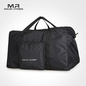 Image 2 - Mark Ryden Fashion WaterProof Travel Bag Large Capacity Bag Men Nylon Folding Bag Unisex Luggage Travel Handbags