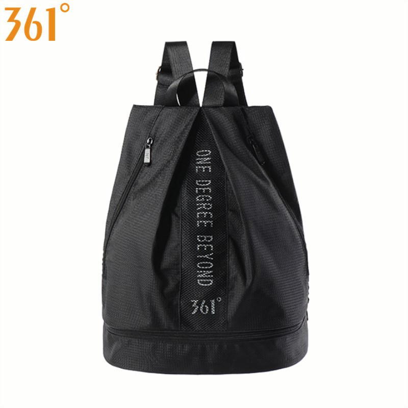 361 Outdoor Sports Backpack Swimming Bag Waterproof Gym Bag 25L Combo Dry Wet Fitness Camping Pool Beach Hiking Men Women Kids