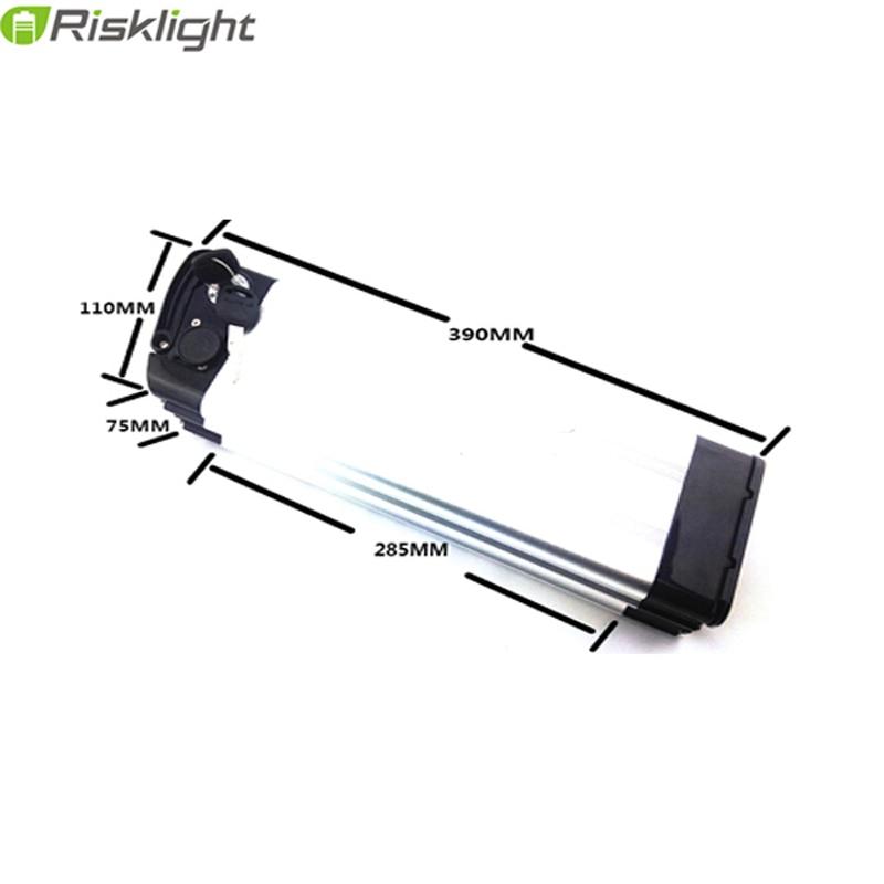 51,8 V 1000 W elektrische Fahrradbatterie 52 V Lithium-Ionen-Akku - Radfahren - Foto 3