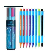 8 Colors/Set Germany Schneider Drawing Pen Set Neutral Oily Ballpoint Pen Edge XB 0.8mm XB Nib Student School Stationery Gift