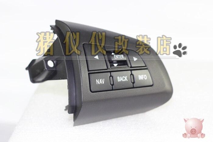 For Mazda 3 steering wheel trip computer keysters function