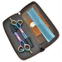 5 5 Meisha Hair Scissors Professional Hair Cutting Thinning Scissors Set Hairdressing Shears Barber Tools HA0013
