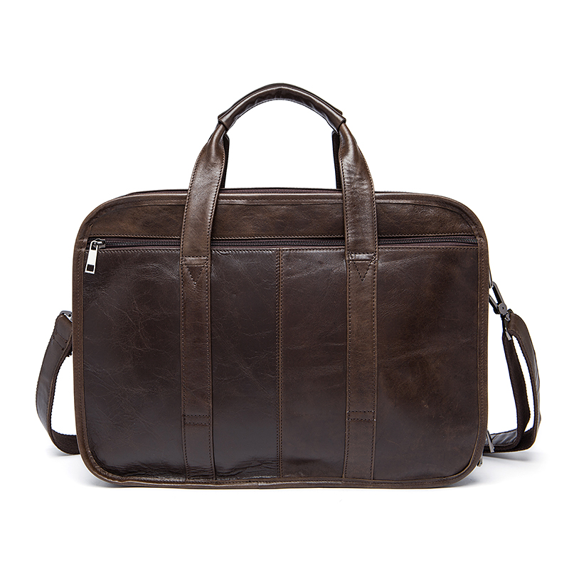 westal genuíno bolsa de couro Color : Coffee, Black