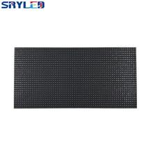 64x32  RGB hd p4 indoor led module video wall high quality P2.5 P3 P4 P4.75 P5 P6 P7.62 P8 P10 rgb full color display dot