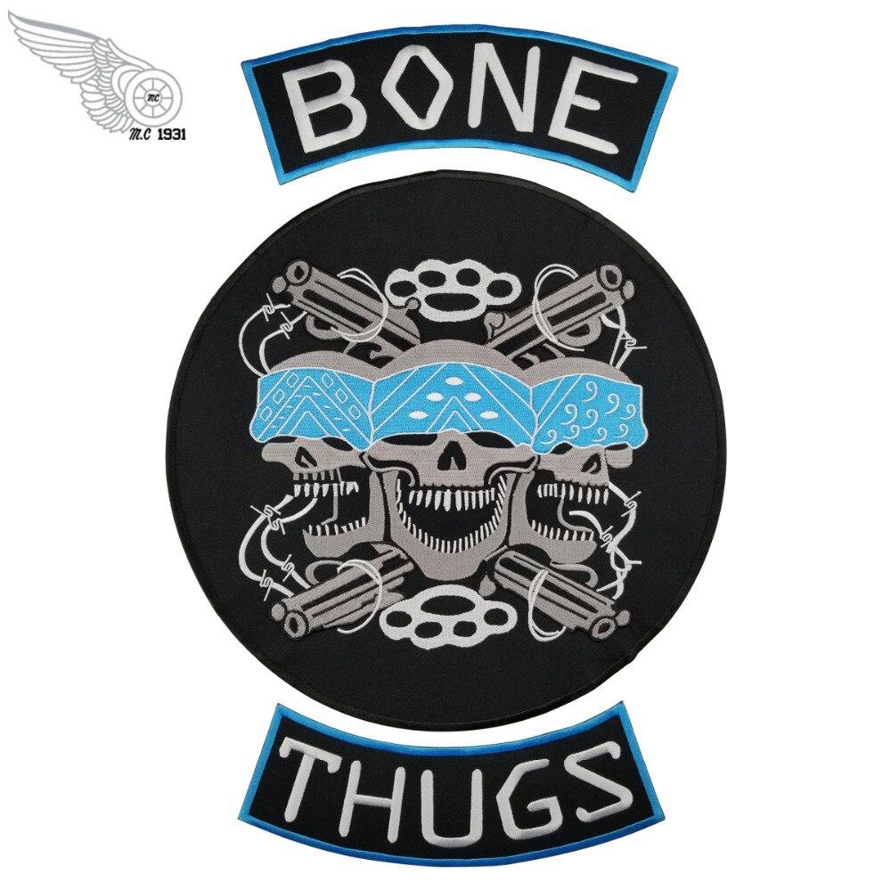 Bone Thugs for life! Rep Bone Thugs-N-Harmony in this ...  |Bone Thugs Skull