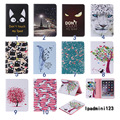 Tablet Cover Case For Apple Ipad Mini 1 2 3 7.9 inch Printed PU leather protective shell cases For iPad Mini mini 2 mini 3 MA469