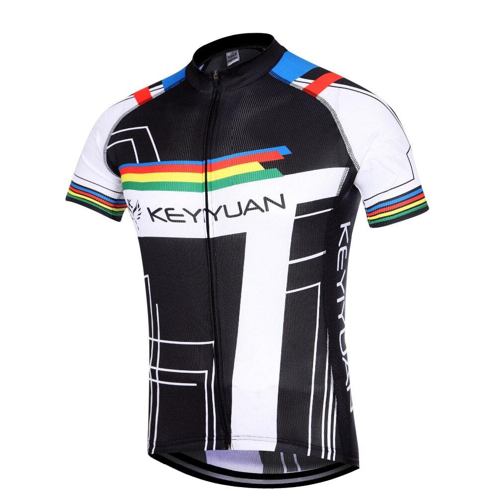 Prix pour Keyiyuan cycling team bike maillots tops ropa ropa mujeres vélo jersey ciclismo chaqueta ciclismo maillot bicicleta camisa