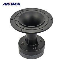 AIYIMA 1 шт. 4 дюйма аудио портативный динамик 8ohm 80 Вт 80 Магнитный твитер драйвер громкий динамик DIY сценический динамик Рог ВЧ домашний кинотеатр