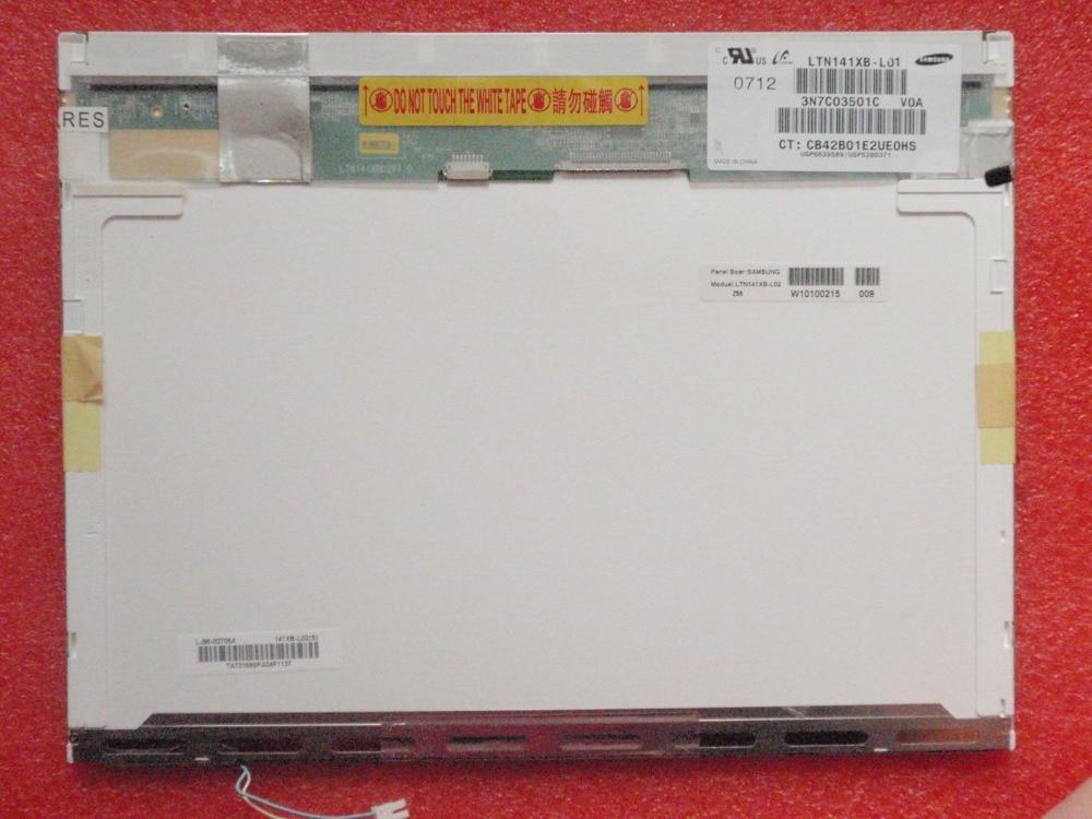 LTN141XB-L01 LTN141XB L01 LED Display Matrix for laptop 14.1 1024X768 LCD Screen g121s1 l01 lcd displays