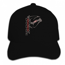 Print Custom Baseball Cap New Viper Dodge SRT Logo Mens S XXL USA Hat  Peaked cap aad65064a3f2