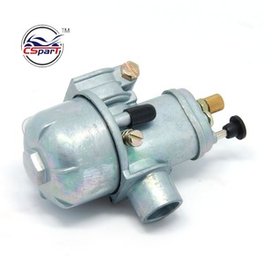 Image 1 - Puch Moped 15 15mm Bing Style Carb Carburetor Maxi Sport Luxe Newport E50 Murray