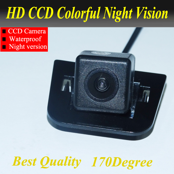 Free Shipping Car Rear View Camera For SONY CCD Night Color Car Reversing Video System For Toyota 2012 Prius Camera