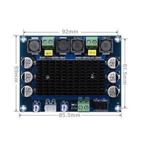 Image 3 - TDA7498 2.0 Digital Power Amplifier Board 100W*2 Dual channel Stereo Audio class d amplifier for speaker DC12 32V