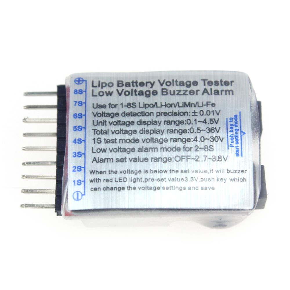 f00872 lipo battery voltage tester цена