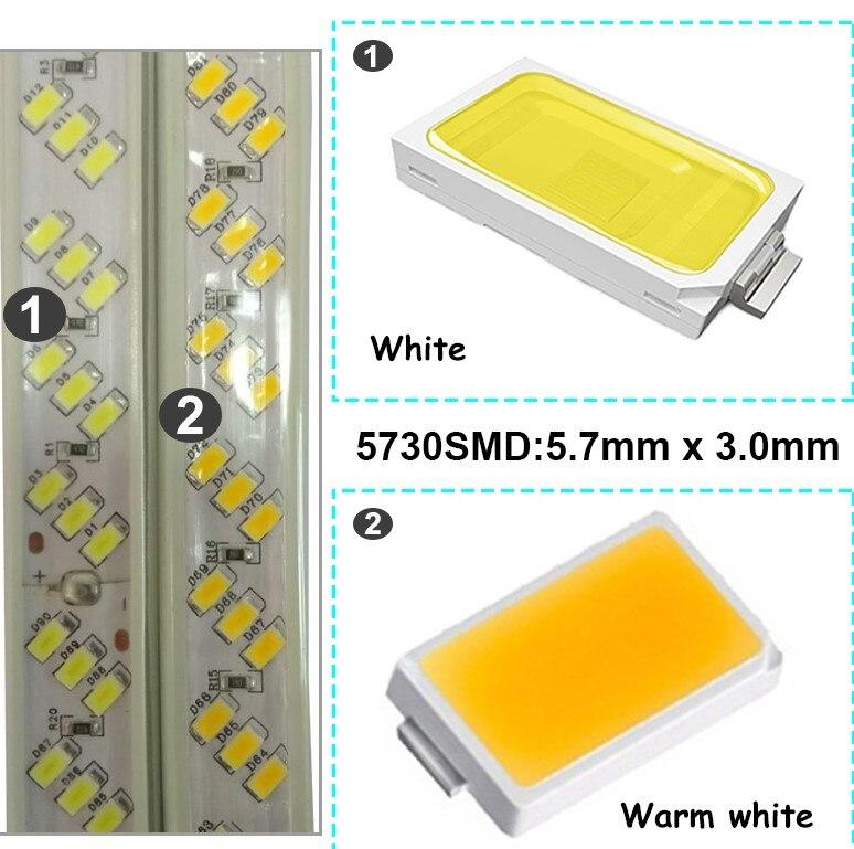 Бесплатная доставка 1 м/шт. светодио дный алюминиевый профиль для 5050 5630 светодио дный ленты бар легкий алюминиевый канала с крышкой конец кл... - 5