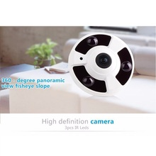 3MP Lens IR Night Vision HD Security CCTV Camera 1.0/1.3/2.0MP/3.0MP 360 Degree View P2P XMEyeAHD Camera