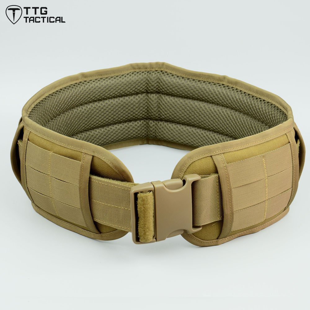 Padded Patrol Belt 1000D Nylon Dual use Tactical Molle Belt Molle Load  Bearing Utility Belt on Aliexpress.com  d9bedfb07f2
