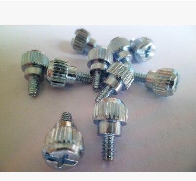 8 100pcs M3.5 Tornillos Para Metales De Cabeza Redonda Y Plana Est/ándar Tornillos De Reparaci/ón M3.5 YOFASEN Tornillos Para Metales
