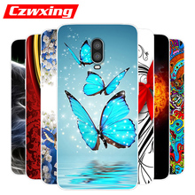Oneplus 6T Case One Plus Silicone 6.4 TPU Soft Phone For 6 T A6010 A6013 Oneplus6T Cover