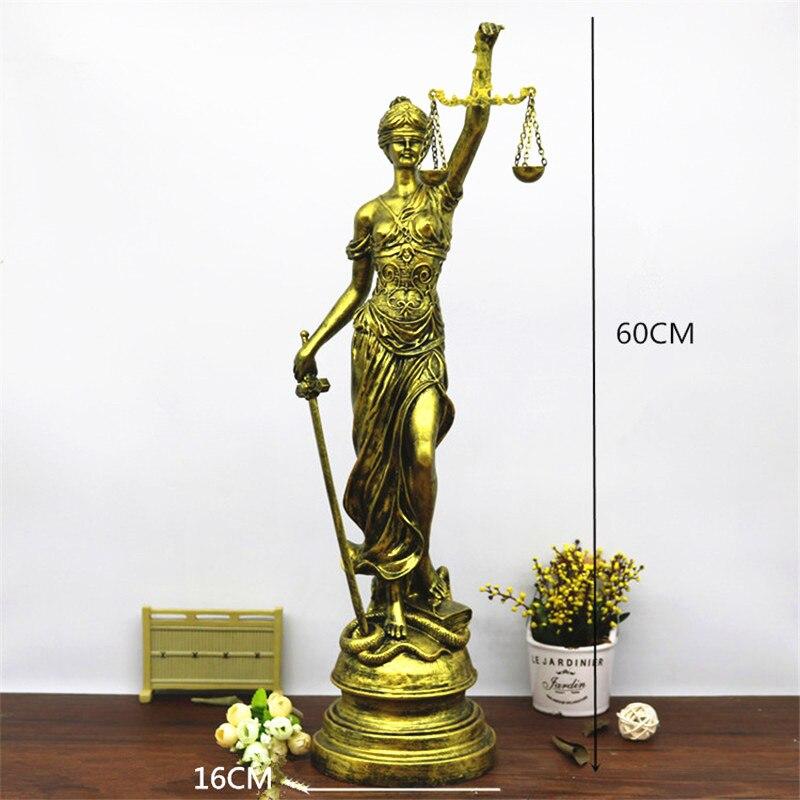 Mitologia romana Dea Della Giustizia Themis Statua Modello di Stile Europeo Decorazioni Per La Casa G1444Mitologia romana Dea Della Giustizia Themis Statua Modello di Stile Europeo Decorazioni Per La Casa G1444