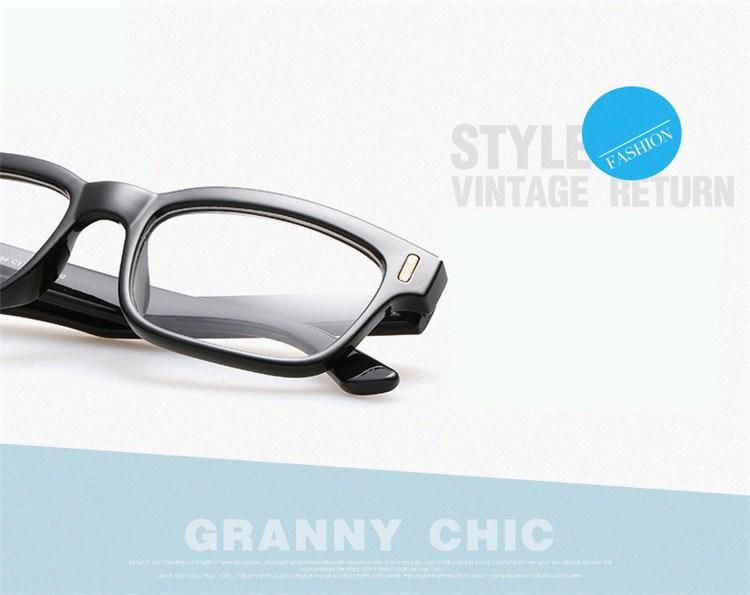 Vintage Brand Design Grade Eyewear eyeglass frames Eyeglasses Eye Glasses Frames For Women Plain optical mirror spectacle frame (11)