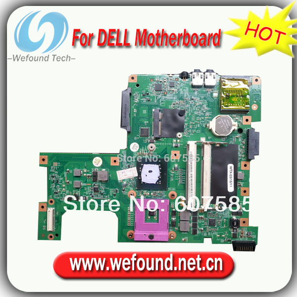 ФОТО 100% Working Laptop Motherboard for DELL 1545 0G849F G849F 48.4AQ01.031 Series Mainboard,System Board