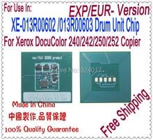 Совместимость Xerox Docucolor 240 Чип Барабан, Барабан Сбросить Чип Для Xerox DC240 DC242 Принтер, Для Xerox DC 240 242 Барабан чип
