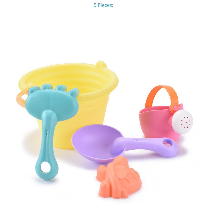 Пляжный песок, игрушки для детей, Песочная лопата, мягкая пластиковая вода, забавный бассейн, детские игрушки для детей, ванная комната, детские игрушки для душа