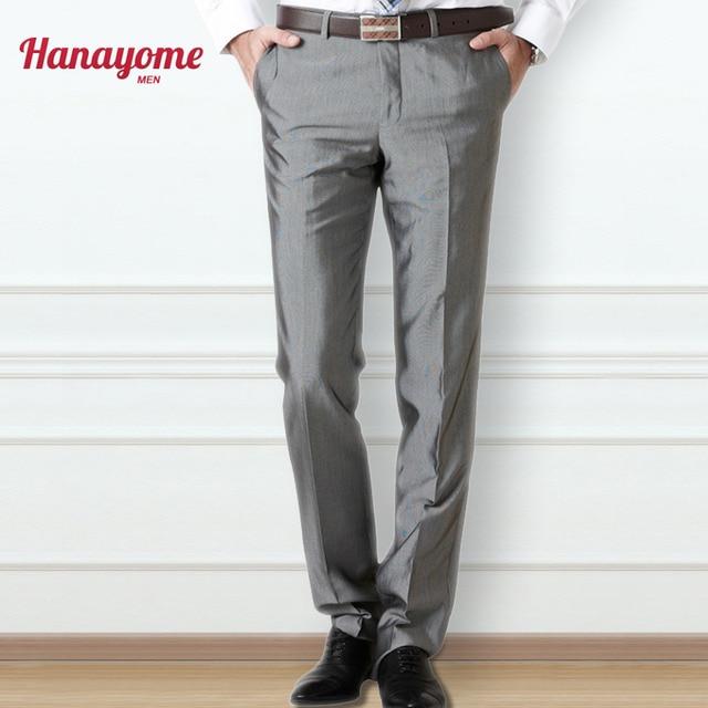 Gris Pantalon De Made Custom Costume Hommes Laine Fq0wHBxx