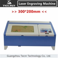TECNR 3020 laser egraving cutting machine with USB port