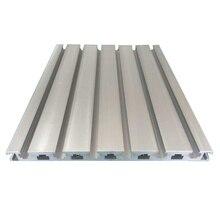 20240 listwa wytłaczana aluminiowa długość 250mm przemysłowego stołu warsztatowego 1 sztuk