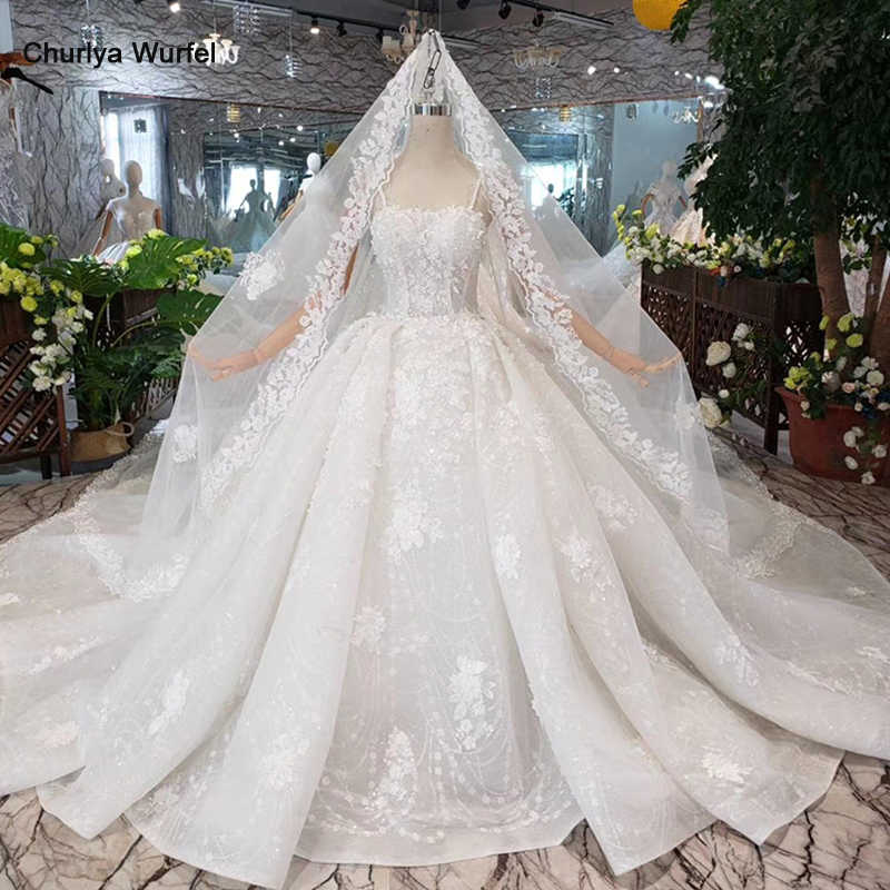 HTL316 Strapless Wedding Dress with wedding veil sleeveless ball gown handmade like white wedding gown bridal dress gelinlik